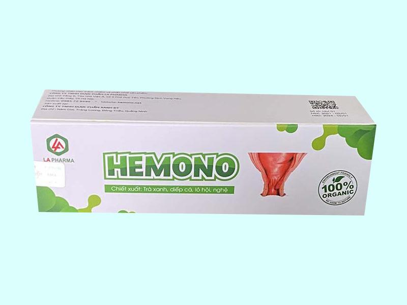 Hộp Hemono Gel
