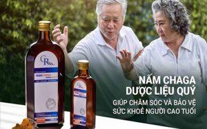 Tebexerol Immunoxel giúp tăng cường sức khỏe, sức đề kháng cho người cao tuổi